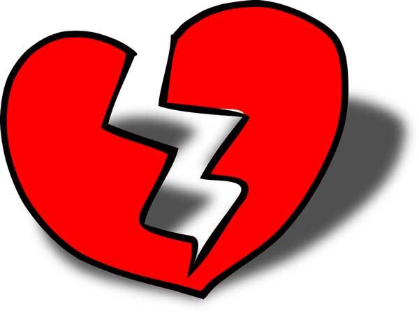 Trennung - Herzschmerz