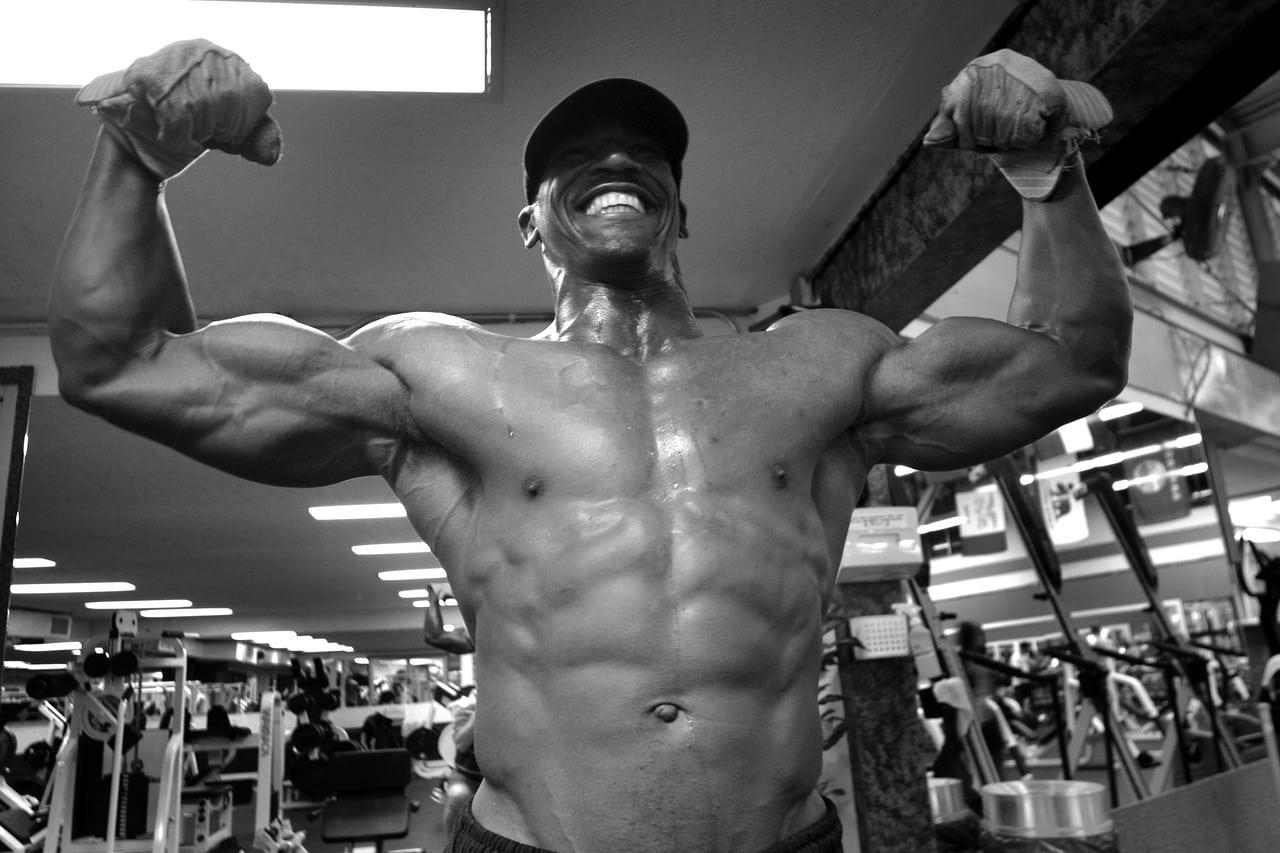 Betrügt er mich - Fitnessstudio Training gutes Aussehen