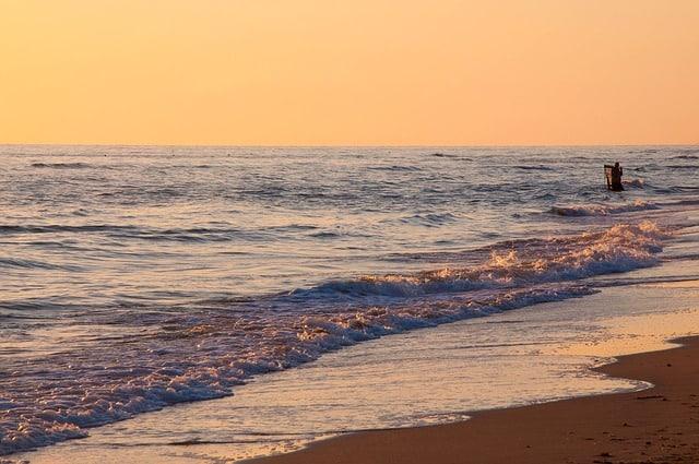 Beziehung retten - an das Meer fahren