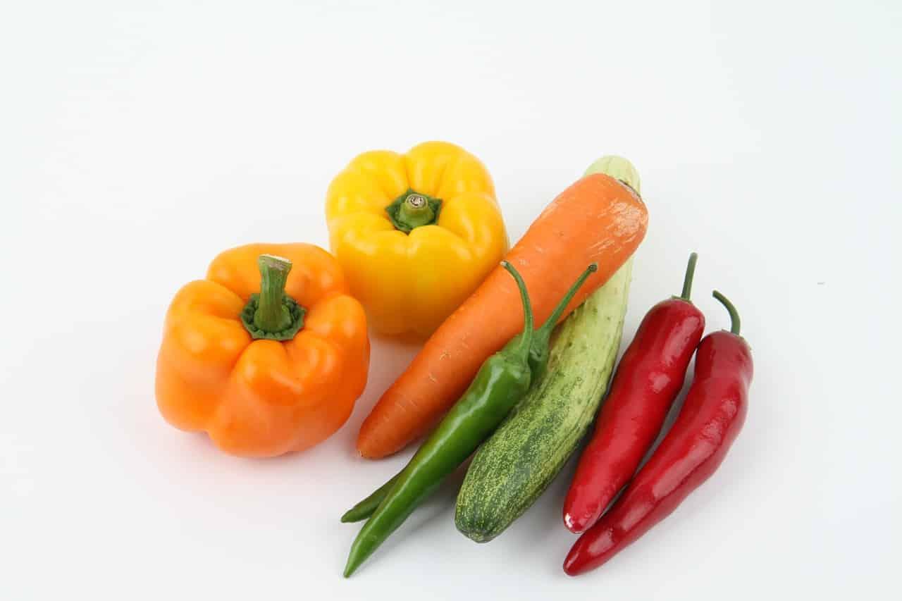 Liebeskummer überwinden - Gemüse essen und gesund ernähren