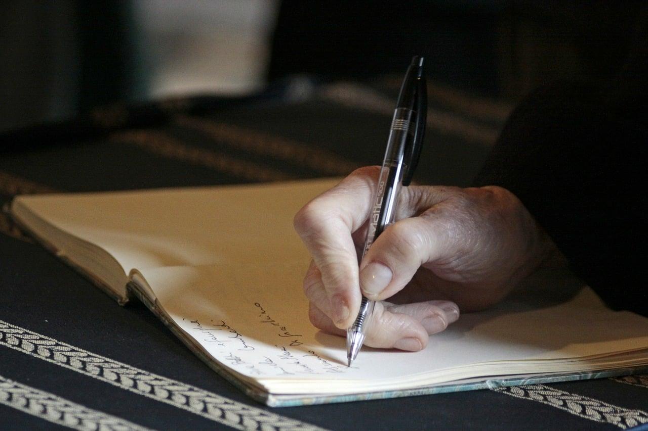 Liebeskummer überwinden - Schreiben Sie