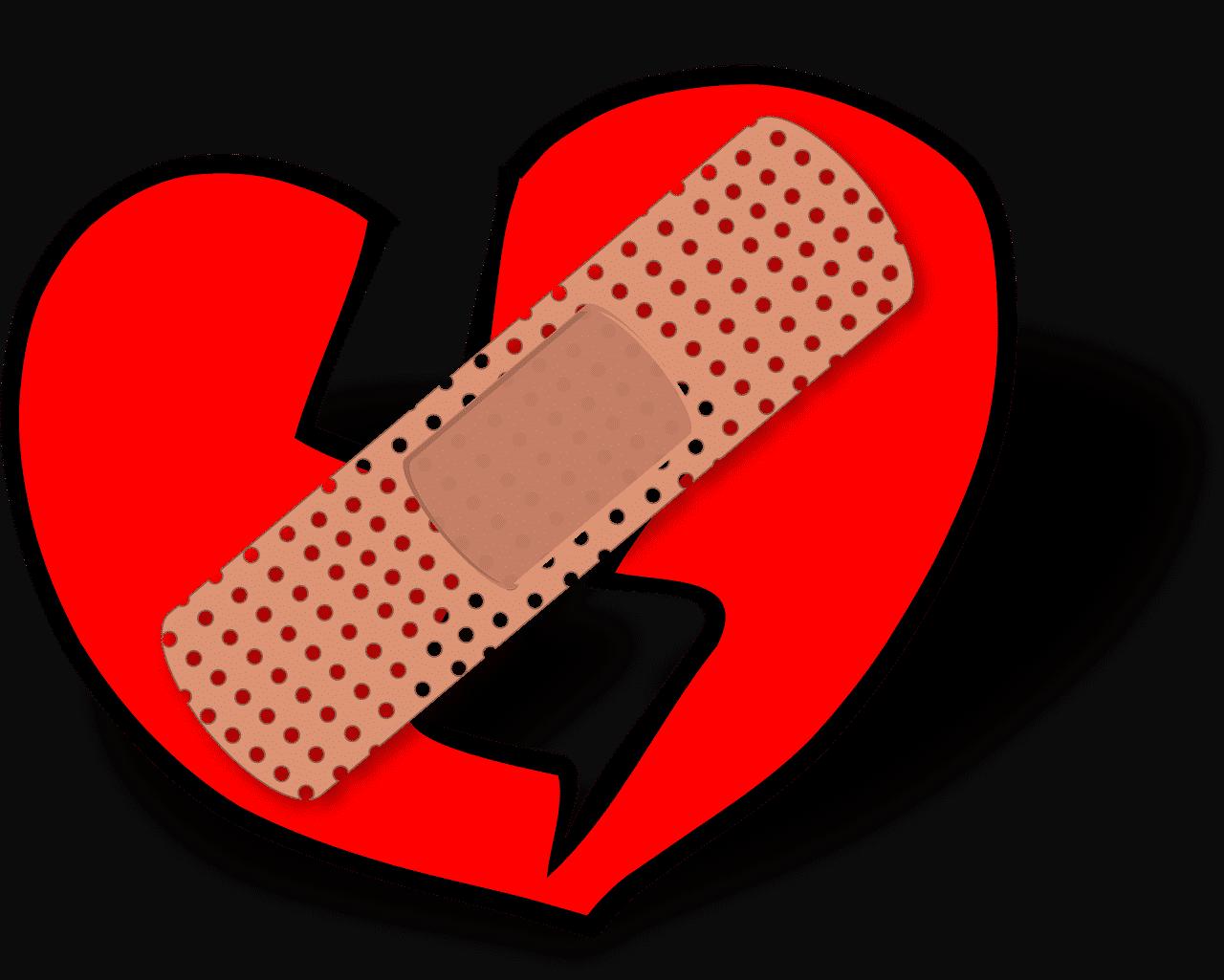 Liebeskummer überwinden - die Zeit heilt alle Wunden