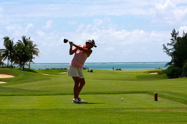Wie kann ich ihn vergessen - Hobbies Golf
