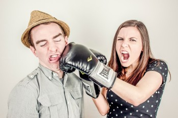 Streit in der Beziehung