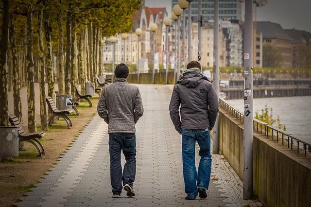 Wichtig in einer Beziehung: Regel 5: Einander Freiraum lassen