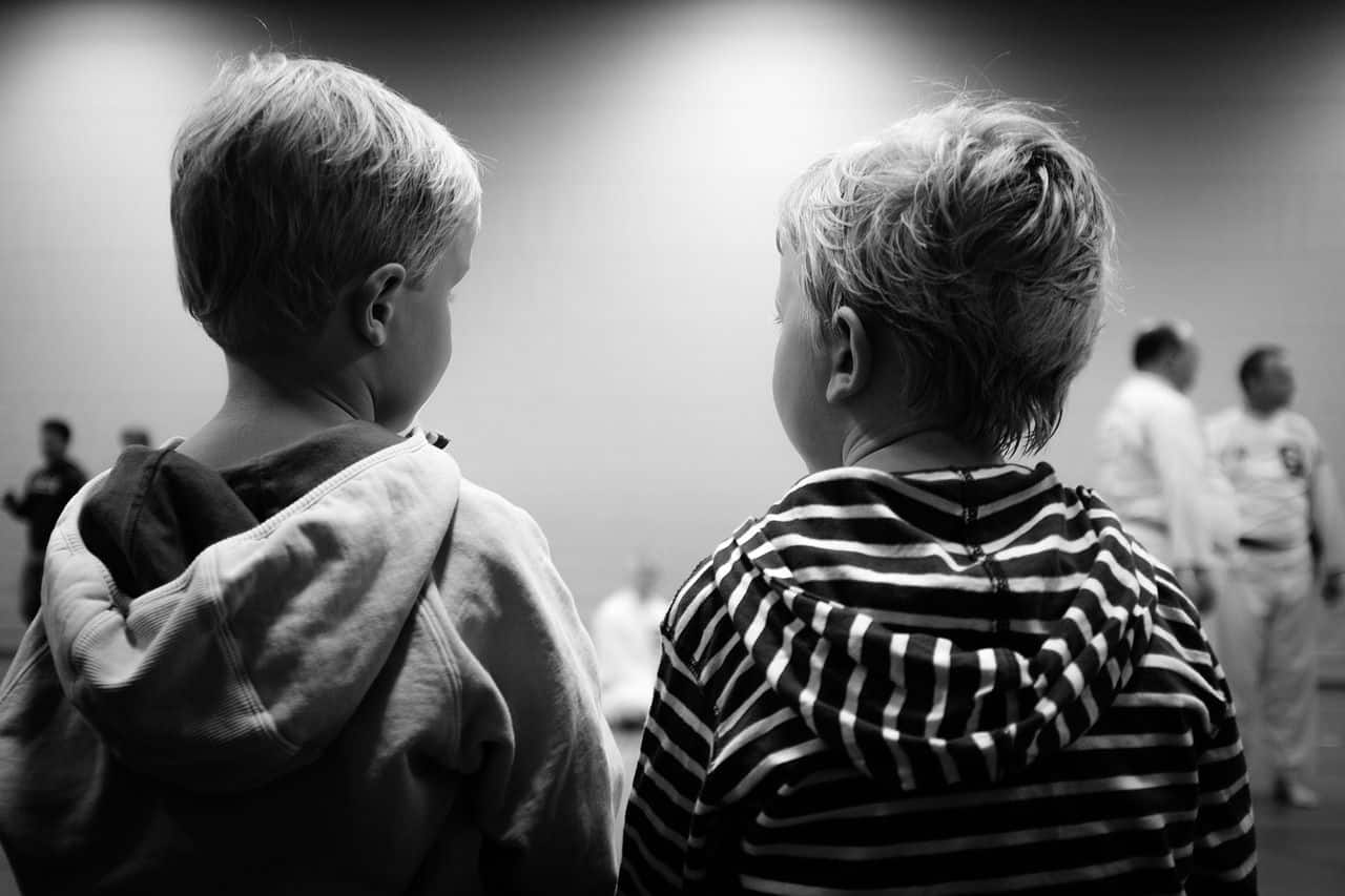 Auch Kinder können eine Beziehung belasten