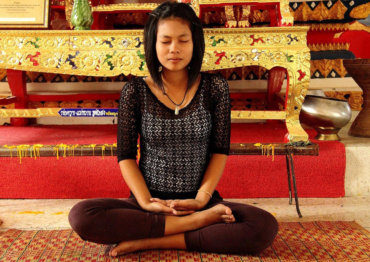 Auch Yoga kann Ihnen helfen