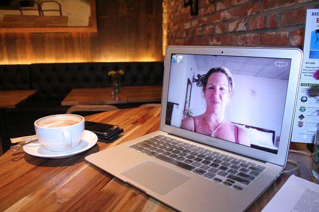 Skype ist perfekt für die Videotelefonie