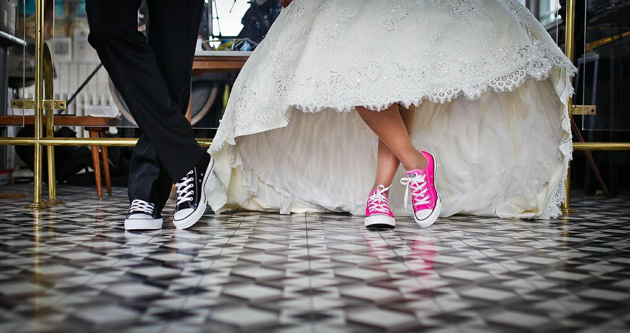 Ziele wie eine Hochzeit können die Beziehung beleben