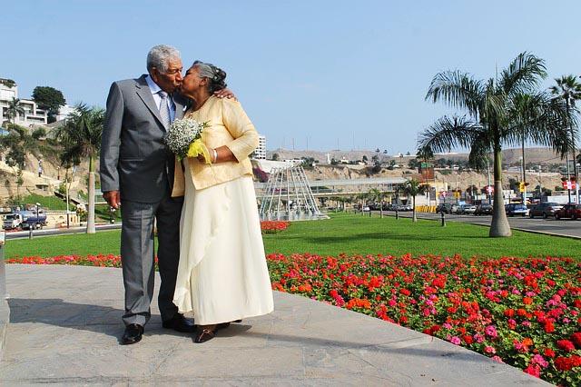 Erfolgreich Flirten im besten Alter Hochzeit
