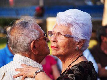 Erfolgreich flirten im besten Alter