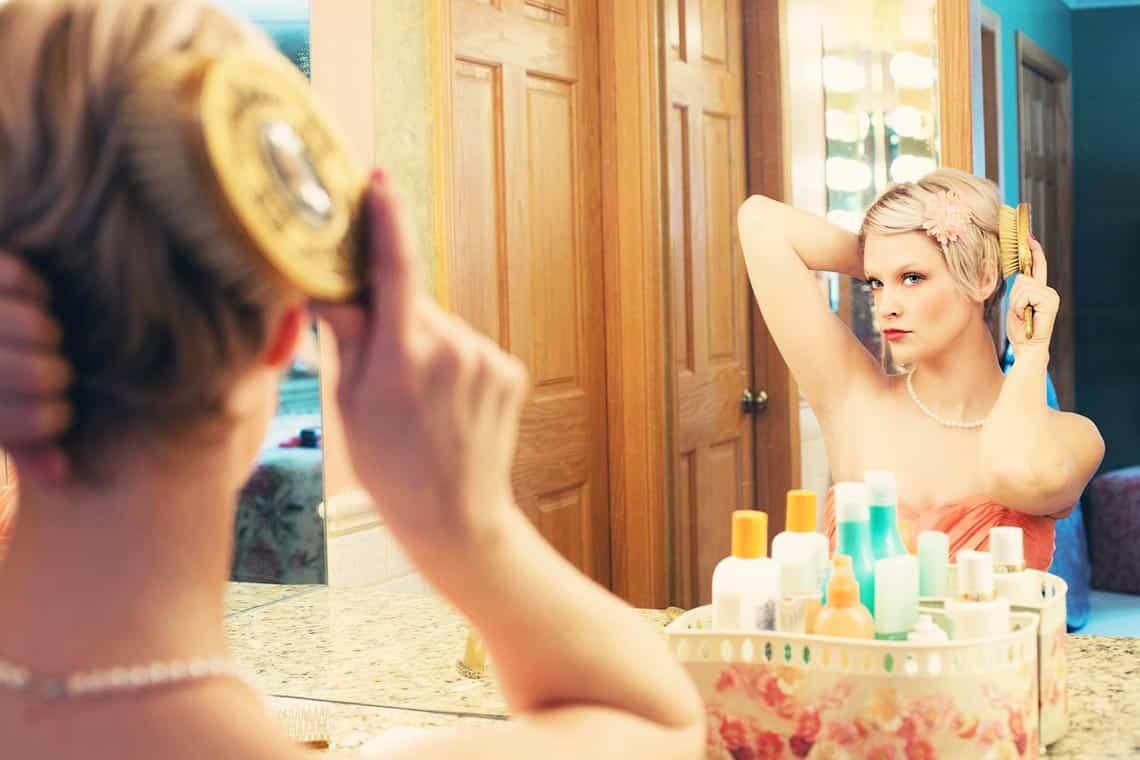 Einen Mann erobern -Schauen Sie vorher mal in den Spiegel