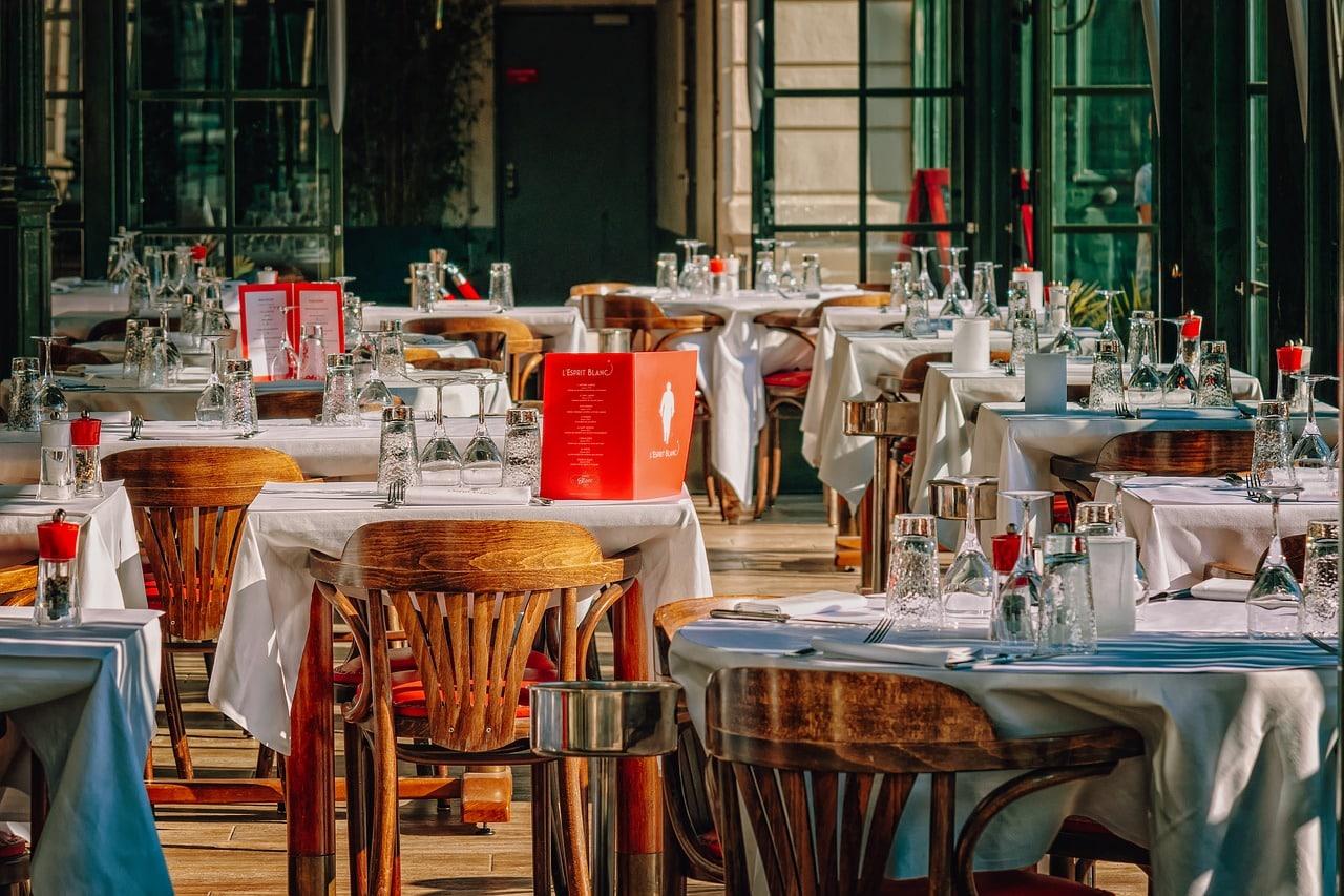 Jungfrau Mann erobern - restaurant