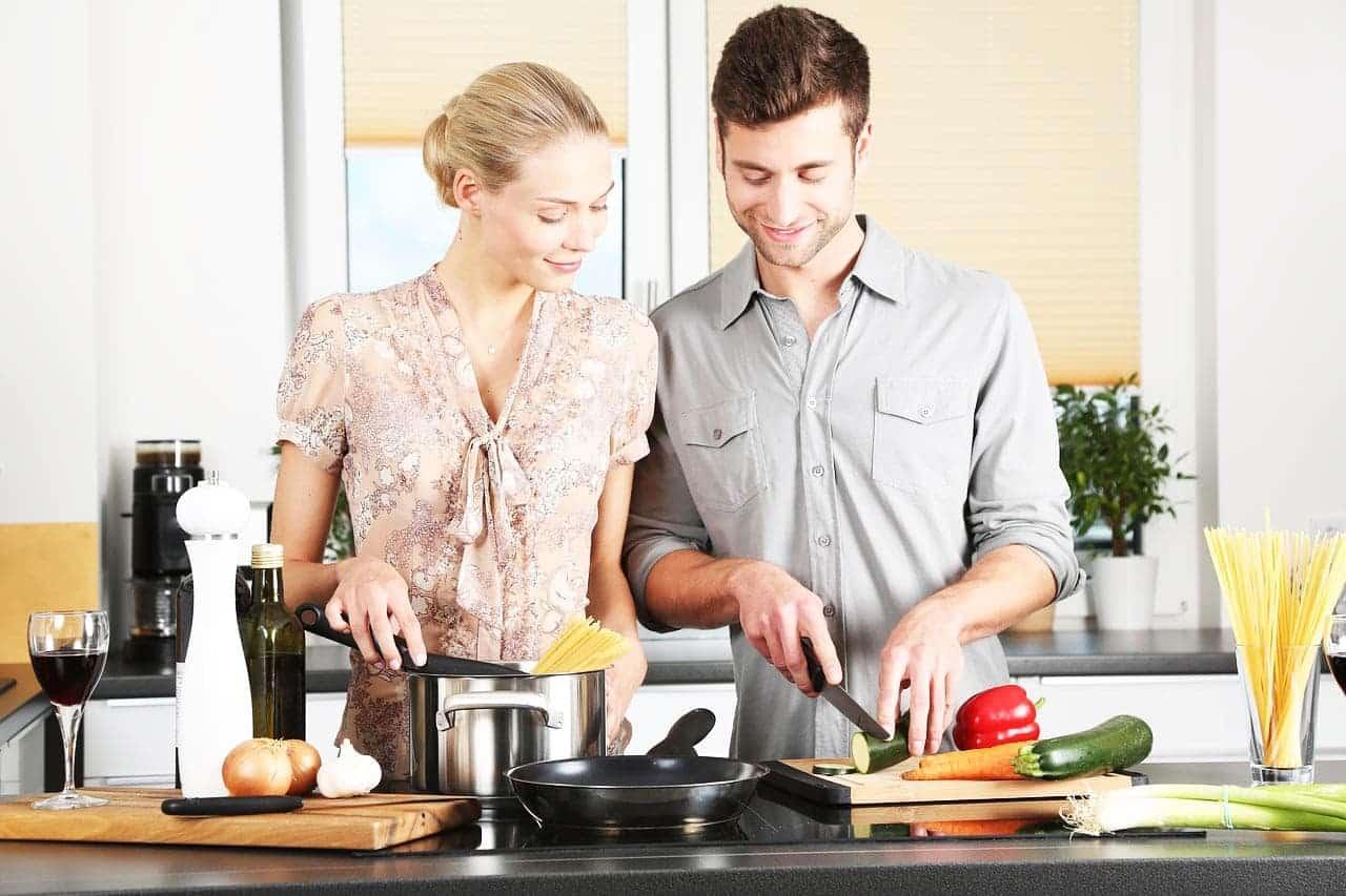 Außergewöhnliche Ideen für das erste Date Kochkurs