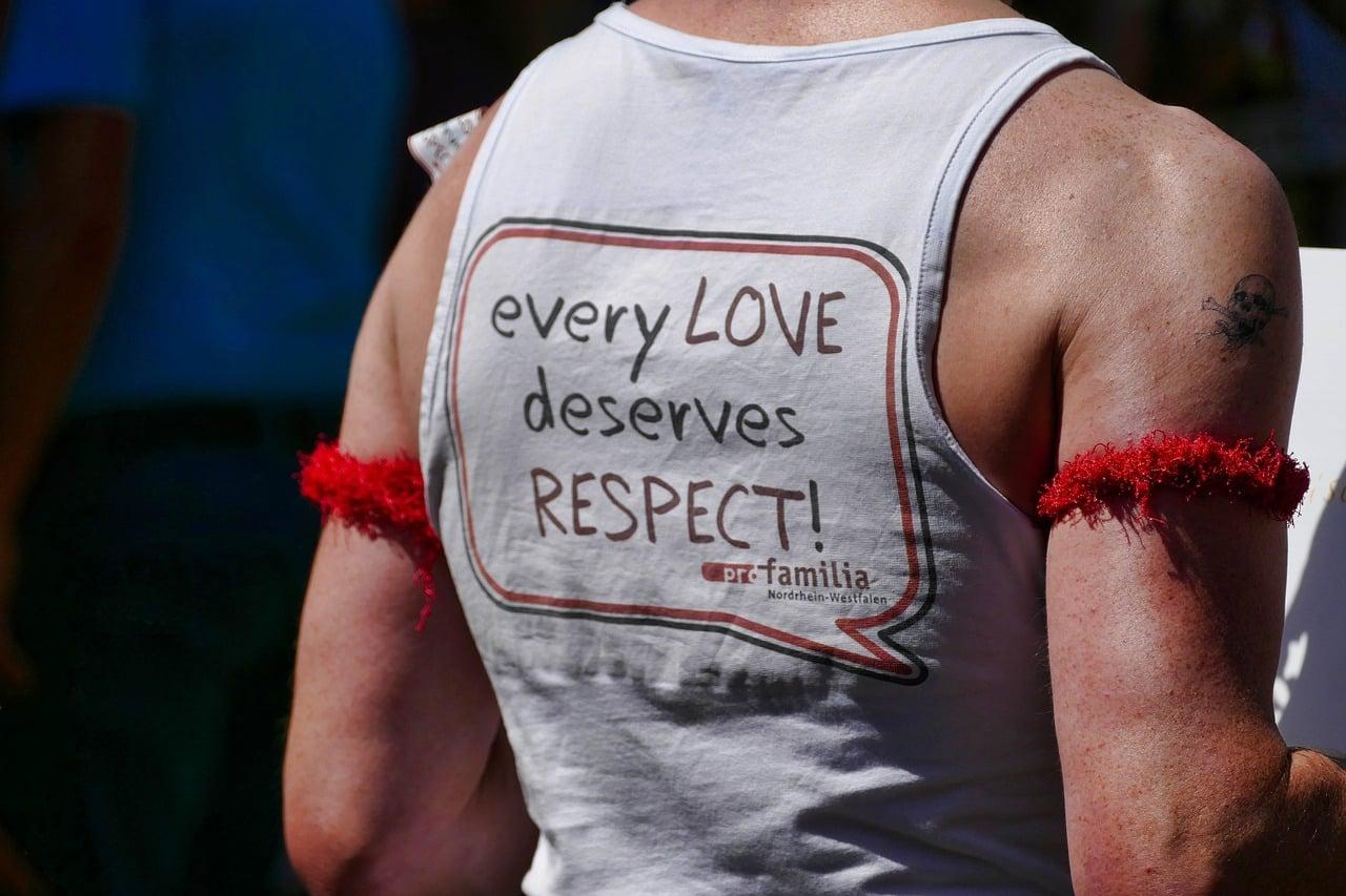 Bisexuelle Beziehung - Liebe