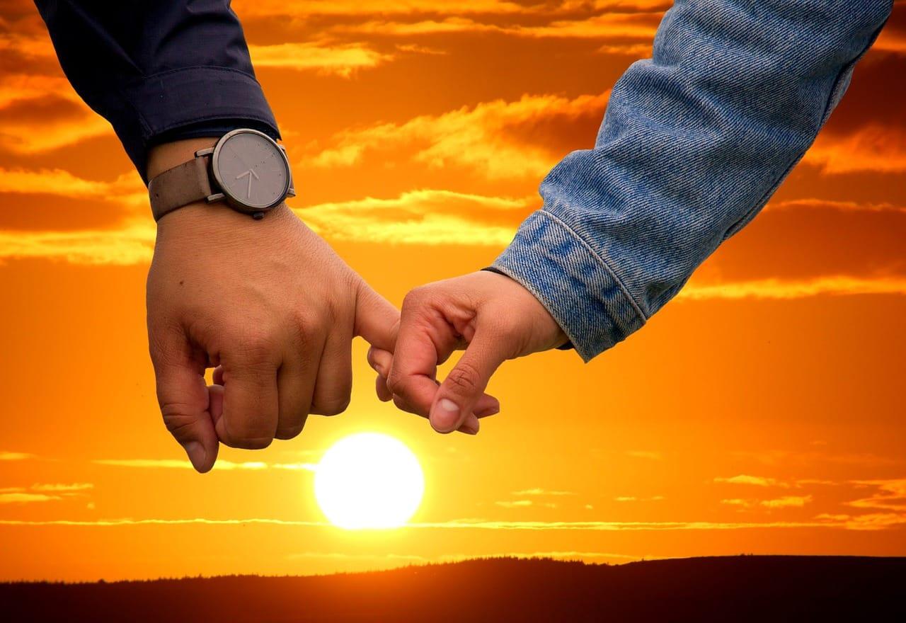 Bisexuelle Beziehung - Paar