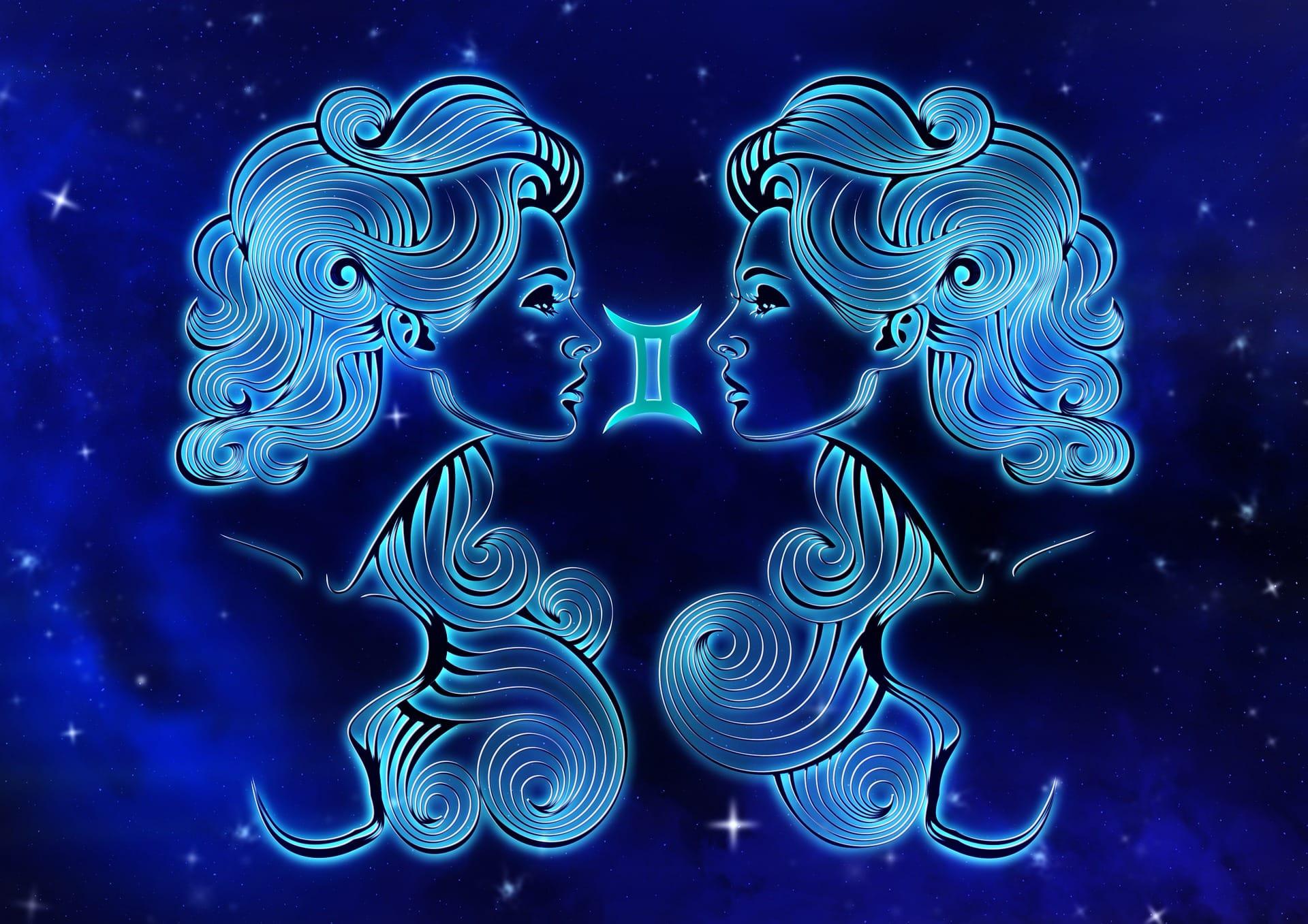 Zwilling Frau erobern - Anfang