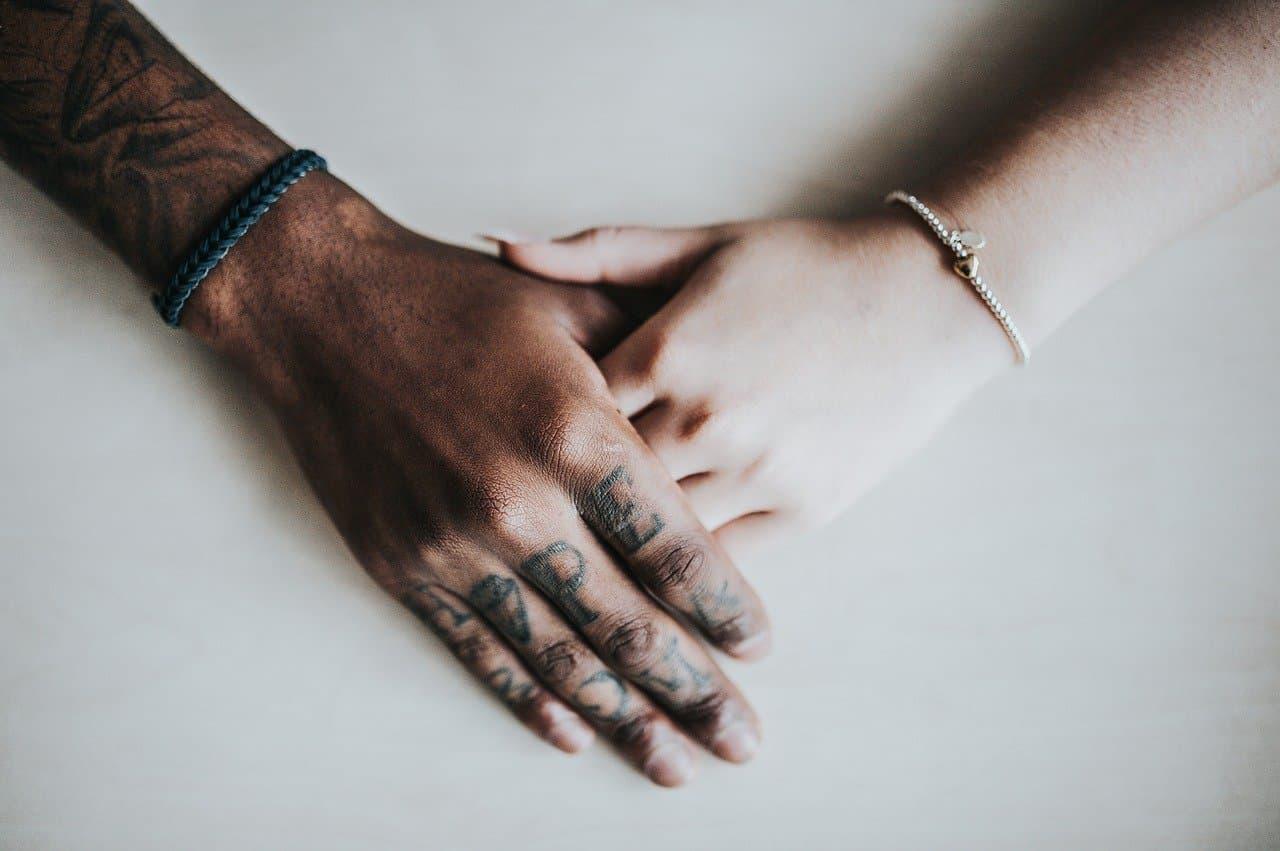 Partner an sich binden