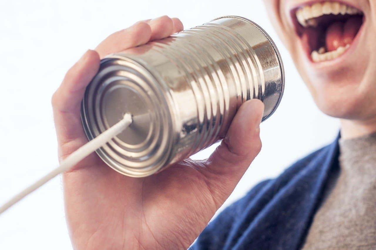 Mangelnde Kommunikation