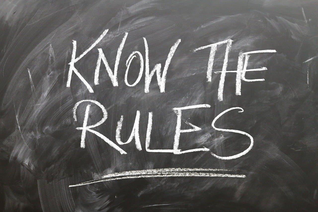 Klare Regeln ausmachen