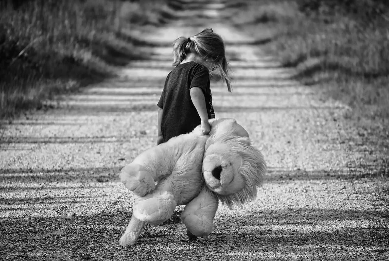 Verlustangst in einer Beziehung durch Kindheit